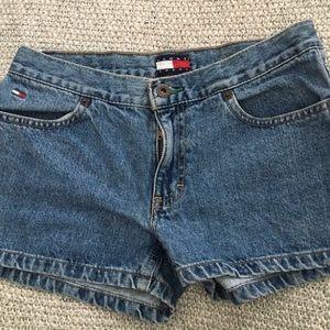 Tommy Hilfiger Shorts - Tommy Jean shorts